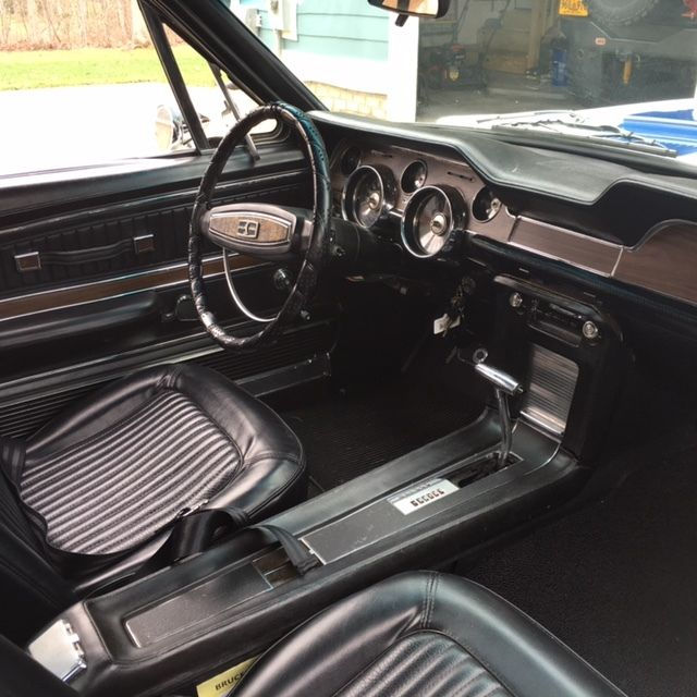1968 Shelby GT350 Fastback Tribute Car (CLONE) Cruiser For