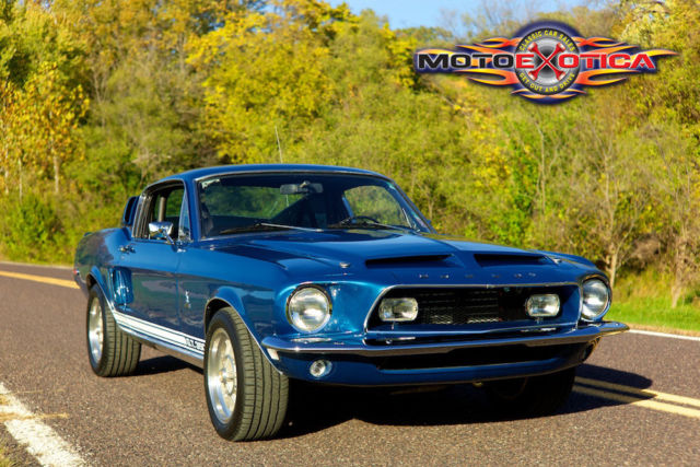 1968 shelby mustang cobra gt350 fastback supercharged please see our 150 photos for sale ford. Black Bedroom Furniture Sets. Home Design Ideas