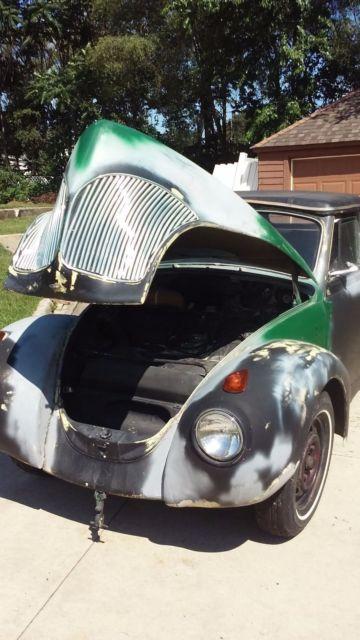 1968 vw beetle with 1940 lincoln zephyr body kit car for sale volkswagen other 1968 for sale. Black Bedroom Furniture Sets. Home Design Ideas