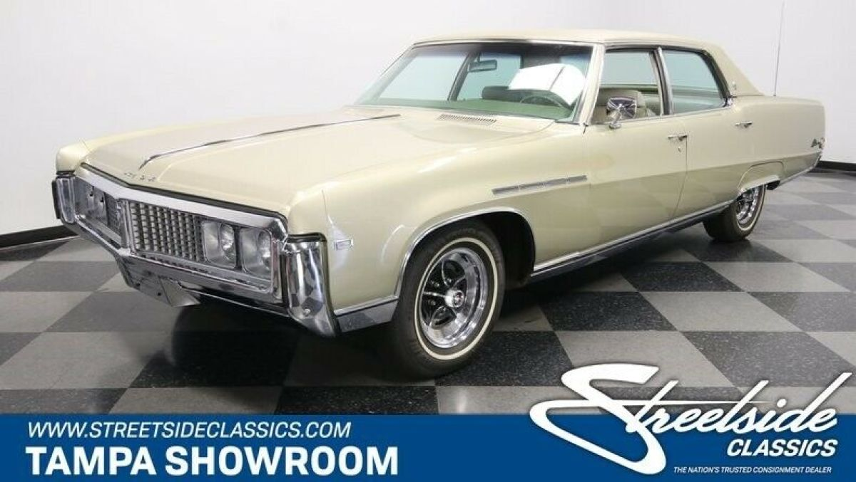 Buick Cars For Sale: 1969 Buick Electra 225 Custom For Sale