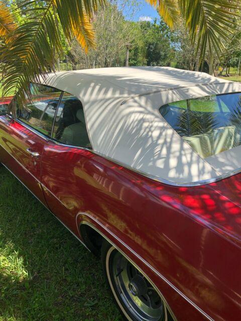 1969 Buick Wildcat Convertible 430 Cid Auto Summer Time