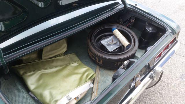 1969 Camaro 350 Lm1 Convertible Factory 12 Bolt Rear