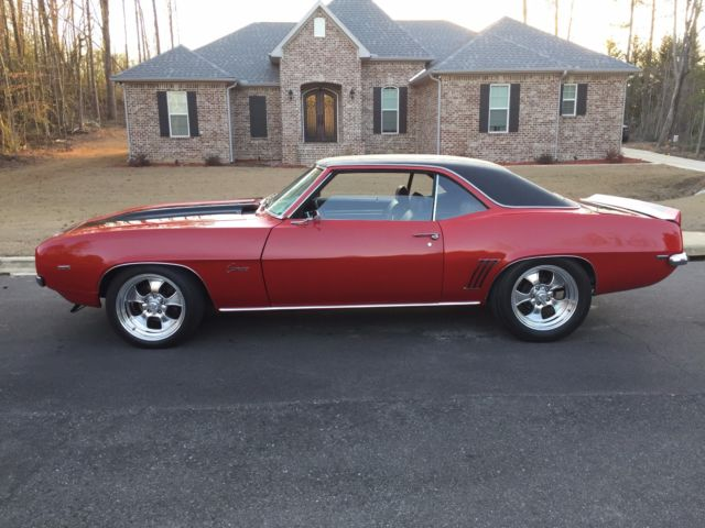 1969 Camaro numbers matching, frame off restoration for sale - Chevrolet Camaro 1969 for sale in ...