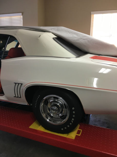 1969 Camaro Pace Car RS/SS L78 396/375hp for sale - Chevrolet Camaro