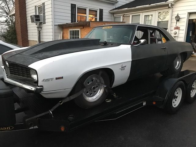 1969 camaro pro street car drag car muscle car tubbed project car 1 bbc wiring harness bbc oil pan wiring diagram ~ odicis bbc wiring harness at bayanpartner.co