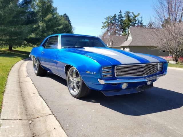 1969 Camaro RS SS Resto mod Pro Touring LS3 for sale - Chevrolet