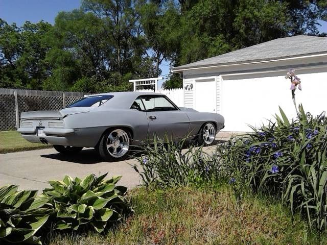 1969 Camaro RS/SS Pro Touring Lateral G Machine for sale - Chevrolet