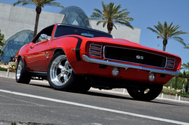 1969 Camaro Ss 496 For Sale Chevrolet Camaro 1969 For