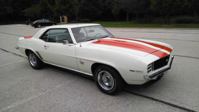 1969 camaro z 10 ss rs pace car coupe very rare car to. Black Bedroom Furniture Sets. Home Design Ideas