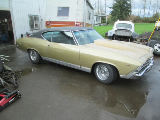1969 chevelle malibu 396 for sale chevrolet chevelle. Black Bedroom Furniture Sets. Home Design Ideas