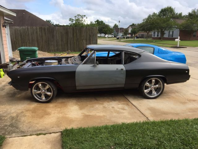 Chevy Chevelle Project Car For Sale