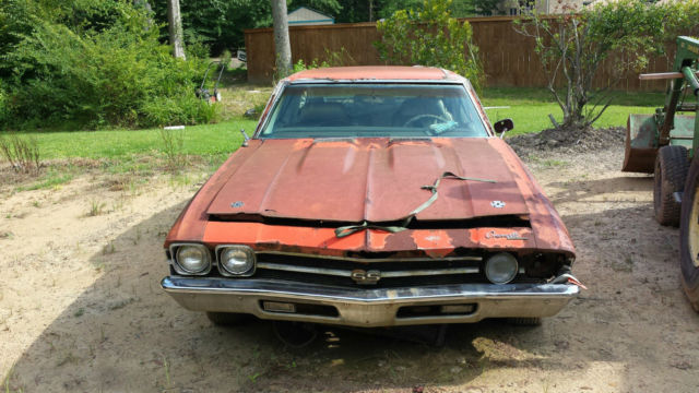 1969 chevelle ss 396 project cars real deal two for sale chevrolet chevelle 1969 for sale in - 69 chevelle ss 396 images ...