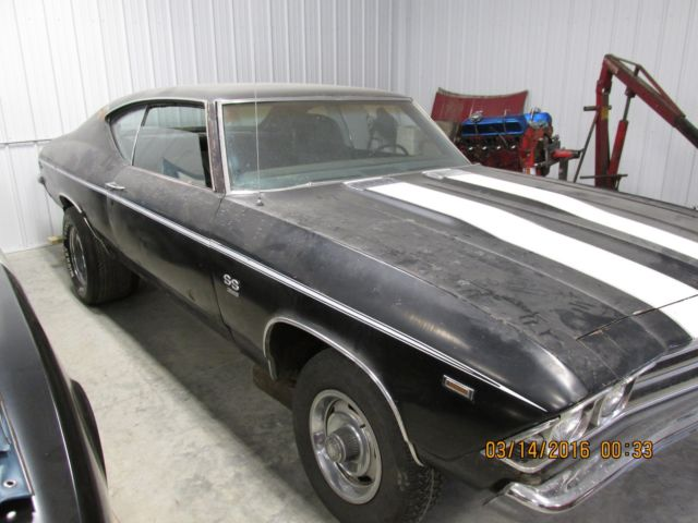 Chevelle Ss Project