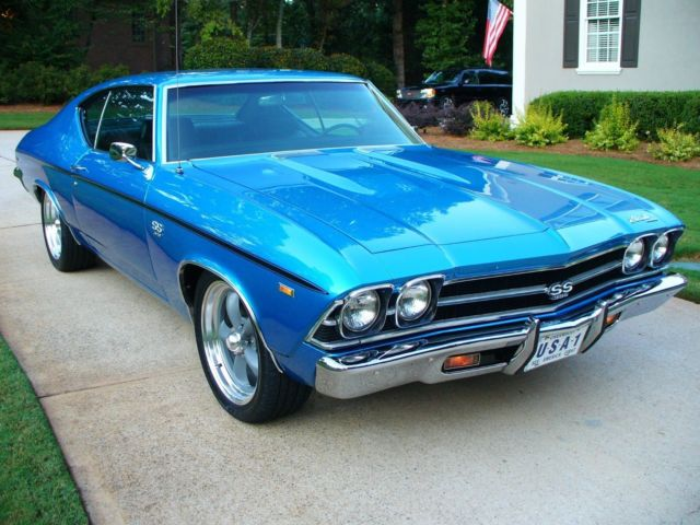 Chevelle Ss Hp