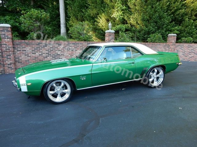 1969 chevrolet camaro for sale at old town automobile for sale chevrolet camaro rs 1969 for. Black Bedroom Furniture Sets. Home Design Ideas