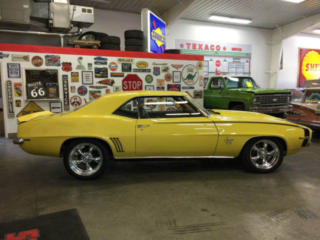 1969 Chevrolet Camaro Ss 350 Automatic X11 For Sale