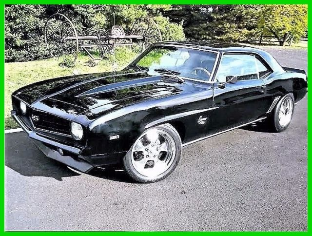 1969 chevrolet camaro ss automatic rwd coupe chevy 2000. Black Bedroom Furniture Sets. Home Design Ideas