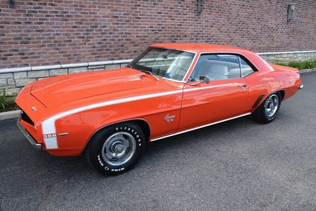 1969 Chevrolet Camaro Ss X22 Super Sport Big Block Financing Available Awesome For Sale