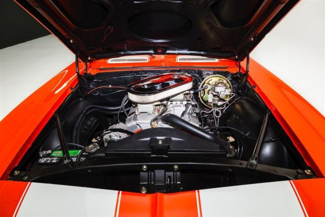 1969 Chevrolet Camaro Z28 Dz 302 Cross Ram Manual Coupe