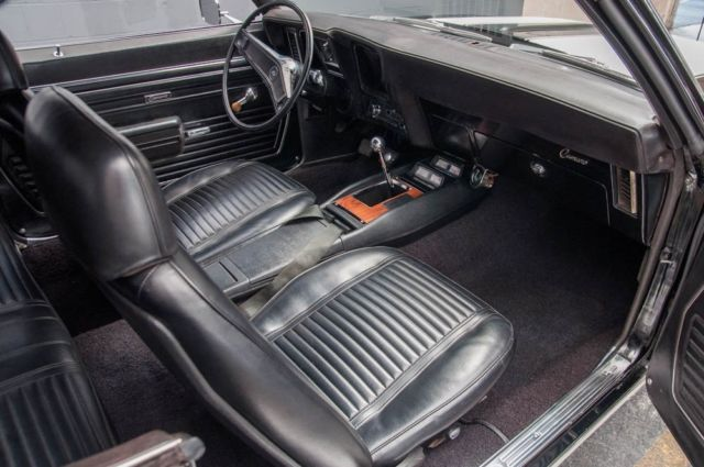 1969 chevrolet camaro z 28 professional body off restoration 302 4 spd car for sale. Black Bedroom Furniture Sets. Home Design Ideas