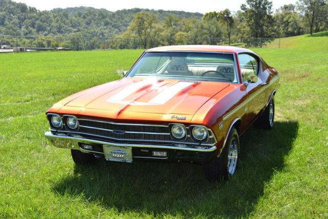 1969 Chevrolet Chevelle Yenko Tribute Must See  Rotisserie