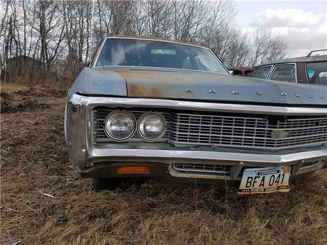1969 chevrolet impala blue 327 v8 for sale chevrolet for Chevy v8 motors for sale