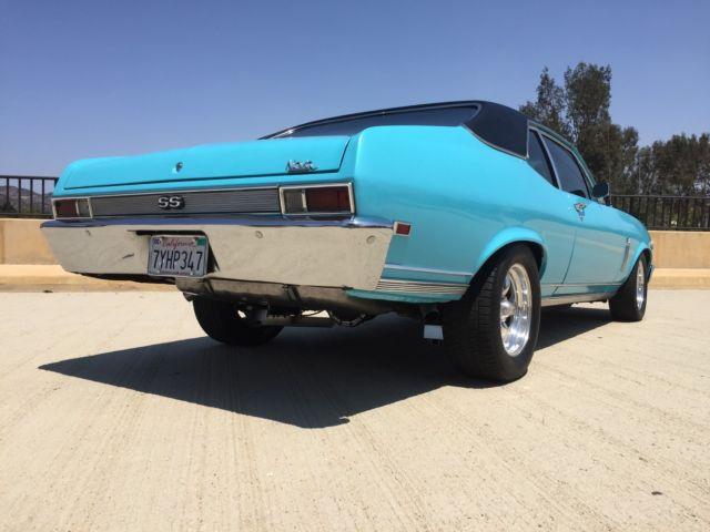 1969 Chevrolet Nova Ss 350 700r4 Automatic Posi Ac Blow