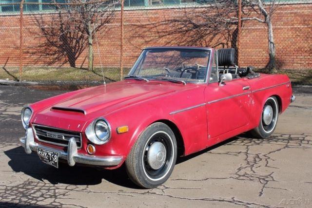 1969 Datsun 2000 roadster NO RESERVE for sale - Datsun ...