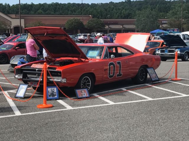 1969 dodge charger general lee 39 dukes of hazzard show car for sale or trade for sale. Black Bedroom Furniture Sets. Home Design Ideas
