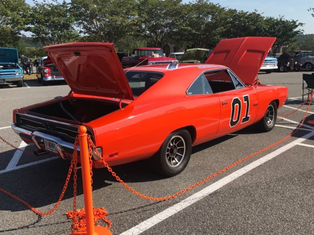 """1969 Dodge Charger General Lee Classic Muscle Car For Sale: 1969 Dodge Charger """"General Lee"""" 'Dukes Of Hazzard"""" Show"""