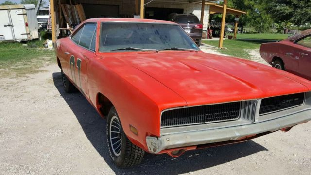 1969 dodge charger 440 general lee for sale dodge charger 1969 for sale in atascosa texas. Black Bedroom Furniture Sets. Home Design Ideas