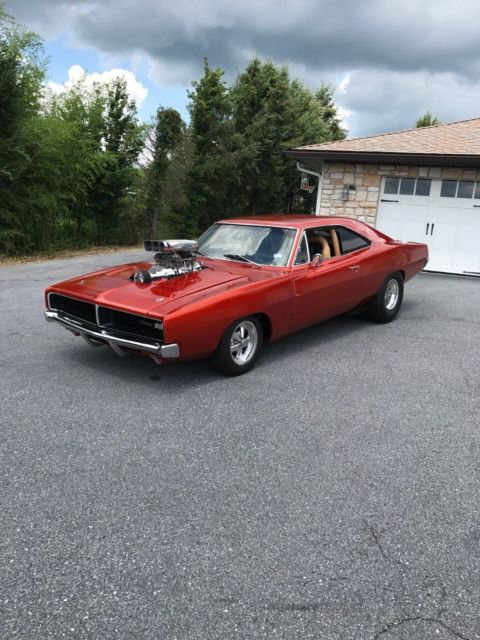 Paul Brown Dodge >> 1969 Dodge Charger - Blower Motor - AMERICAN MUSCLE!!! for ...