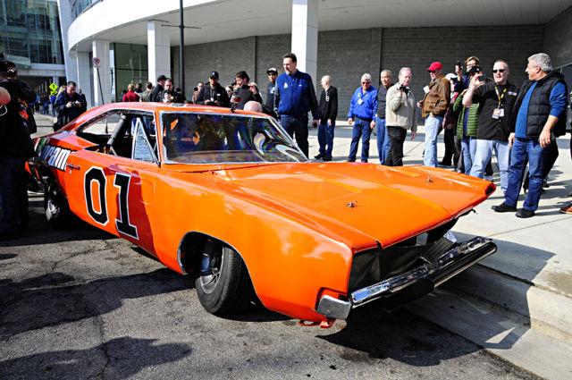 1969 Dodge Charger Detroit Autorama General Lee Jump Car