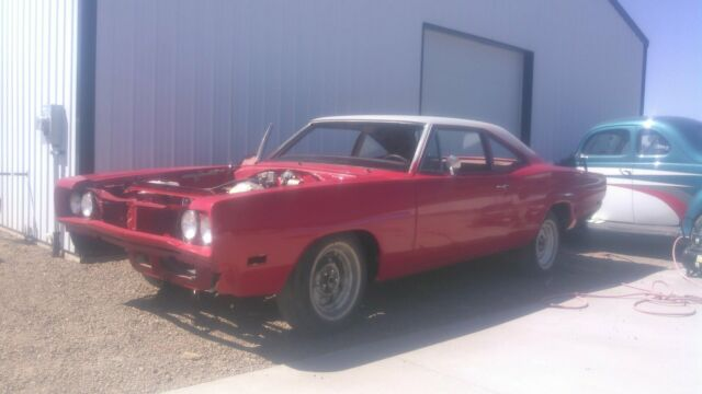 1969 dodge coronet super bee, Numbers matching, with build