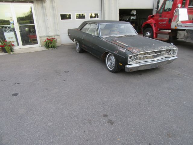 1969 DODGE DART GTS 340 FOR PARTS OR PROJECT for sale