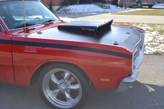 1969 Dodge Dart Used Automatic Coupe 50 Miles On Rebuild