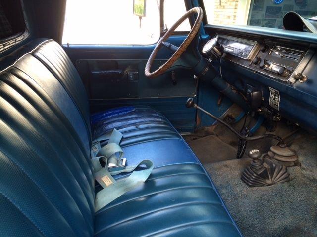 1969 Dodge Power Wagon W100 4x4 for sale - Dodge Power Wagon 1969