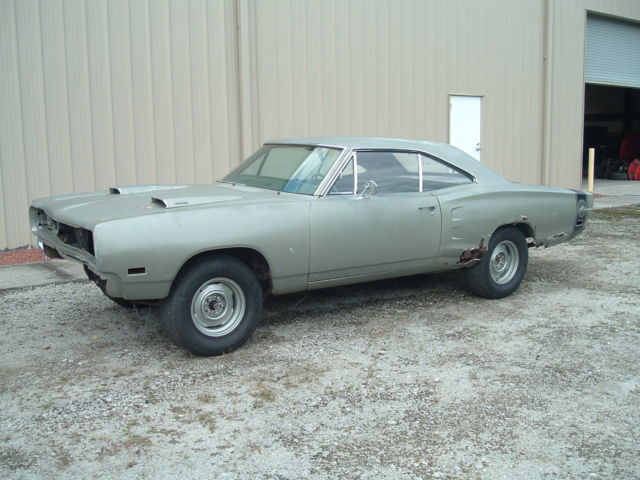 1969 Dodge Super Bee No Reserve 383 Numbers Match Engine