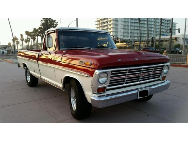 1969 ford f 100 ranger truck for sale ford f 100 1969. Black Bedroom Furniture Sets. Home Design Ideas