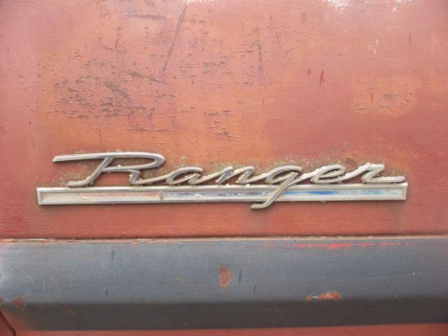 1969 Ford Ranger Shortbox Pickup Truck--SOUTHERN--Ratrod ...