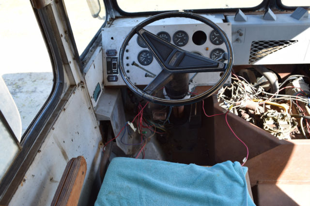 1969 gmc p series step van 472 500 cadillac engine running project car for sale gmc p series. Black Bedroom Furniture Sets. Home Design Ideas