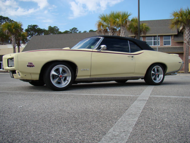 1969 gto supercharge 6 0 lsx restomod pro touring convertible for sale pontiac gto 1969 for. Black Bedroom Furniture Sets. Home Design Ideas