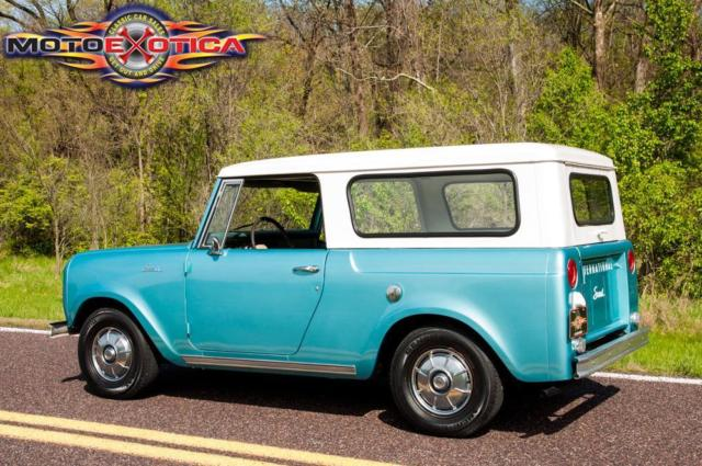 1969 International-harvester Scout 800a For Sale