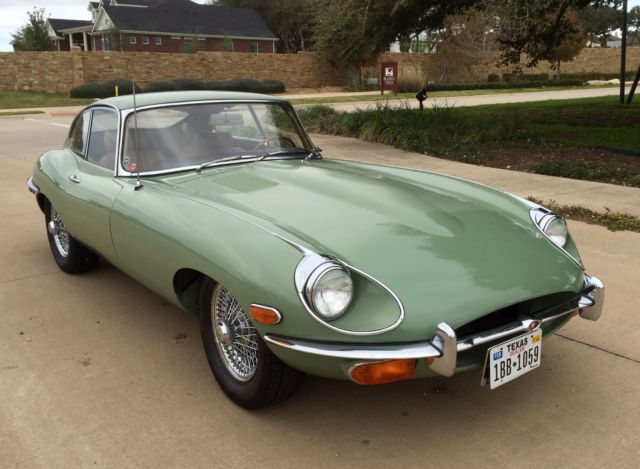 1969 jaguar e type series 2 fixed head coupe for sale jaguar e type 1969 for sale in austin - Jaguar e type fixed head coupe ...