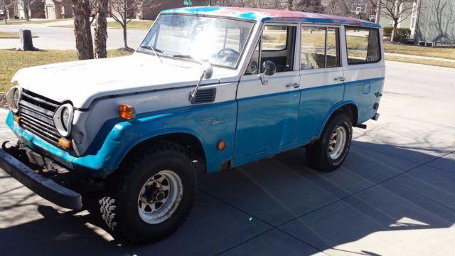 Cars For Sale In Kansas City >> 1969 land cruiser fj55 for sale - Toyota Land Cruiser FJ55 1969 for sale in Kansas City ...