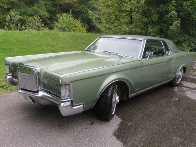 1969 lincoln continental mark iii no reserve for sale lincoln continental mark iii 1969 for. Black Bedroom Furniture Sets. Home Design Ideas