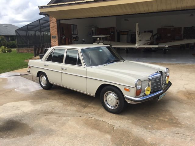 1969 mercedes benz 220d diesel for sale mercedes benz