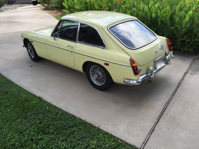 1969 MGB GT for sale - MG MGB GT 1969 for sale in Bellville