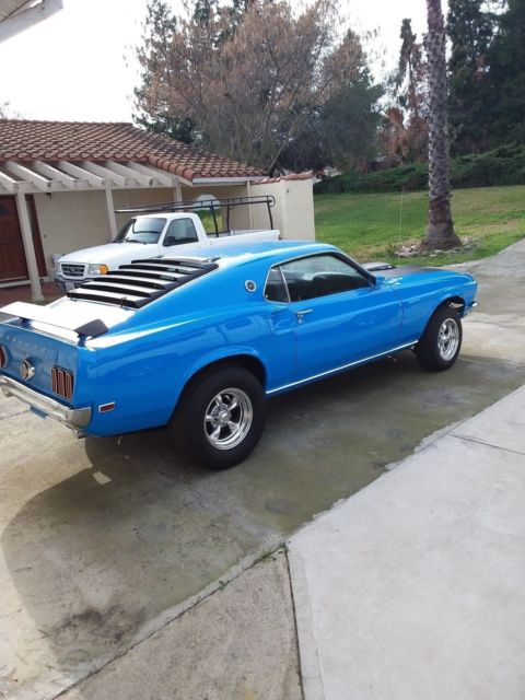 1969 mustang mach 1 428cj rare q code for sale ford. Black Bedroom Furniture Sets. Home Design Ideas
