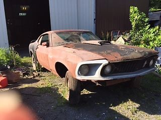 1969 mustang mach 1 project for sale ford mustang mach 1 1969 for sale in elkhorn city. Black Bedroom Furniture Sets. Home Design Ideas
